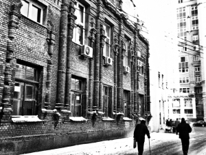 Бывшее здание храма до сих пор использовалось студией Союзмультфильм
